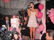 Eva Longoria, un cumpleaños por todo lo alto