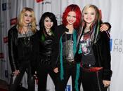 Las Cherry Bomb en el 'Hope Concert'