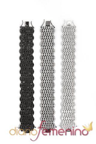 Pulseras de la colección primavera/verano 2011 de LineArgent