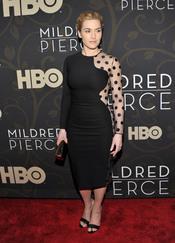 kate Winslet en el estreno de 'Mildred Pierce'