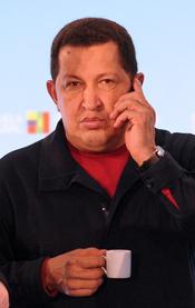 Hugo Chávez afirma que el capitalismo acabó con la vida en Marte