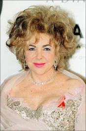 Elisabeth Taylor en 2001