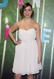 Carmen Ruiz en la fiesta del 5º aniversario de 'La Sexta'