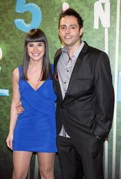 David Guapo acude con su novia a la fiesta del 5º aniversario de 'La Sexta'