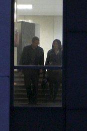 Ana Rosa Quintana declara en los juzgados de Plaza Castilla