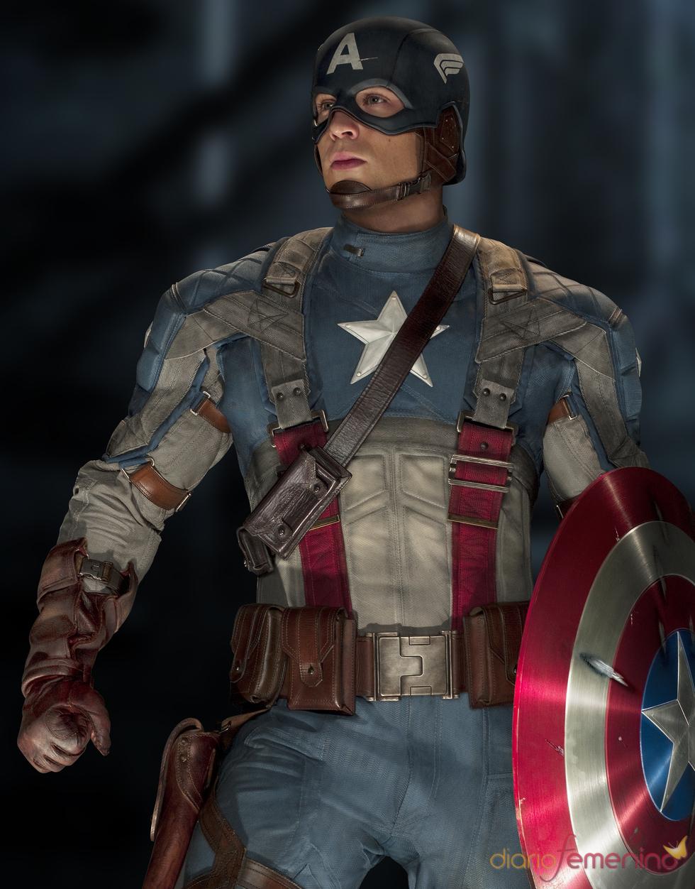 Chris Evans es el nuevo 'Capitán América'
