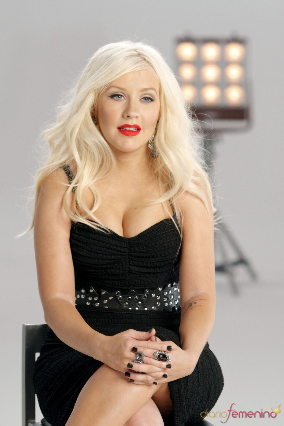 Christina Aguilera será jurado del talent show 'The Voice'