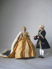 Barbie y Ken se convierten en los Príncipes de Gales