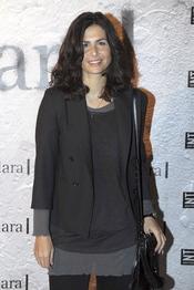 Nuria Roca en el estreno de 'Más allá del puente'