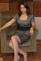 La actriz Diana Palazón
