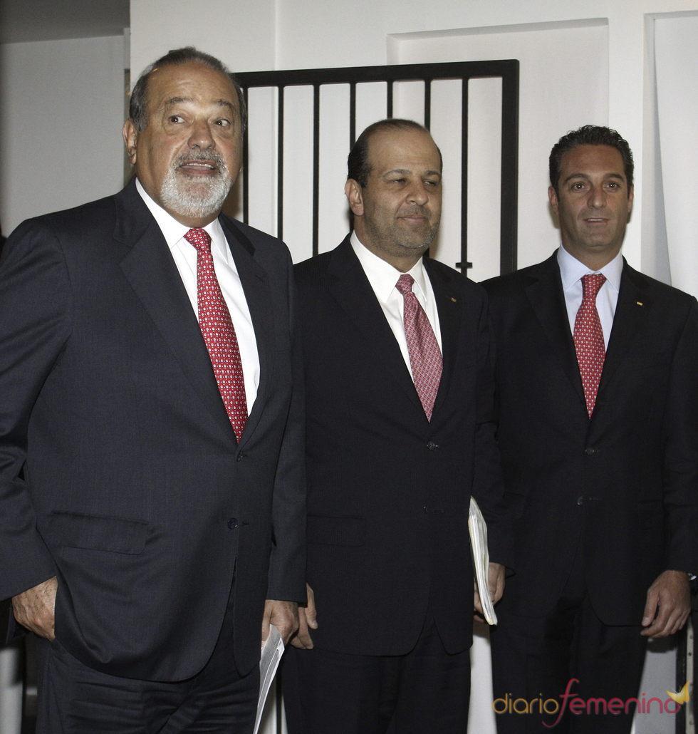 El primogénito de Carlos Slim será padre por primera vez