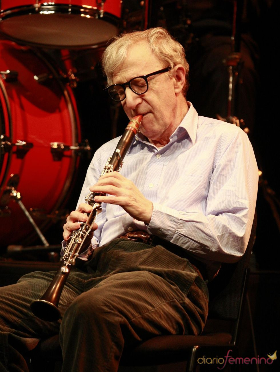 Woody Allen, músico