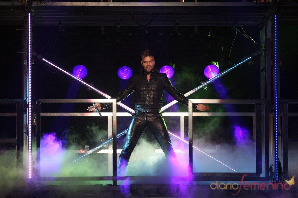 Ricky Martin inicia su gira 'MAS' con un concierto en Puerto Rico