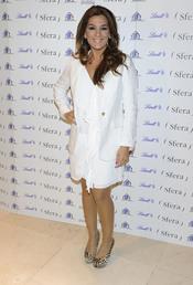 Raquel Bollo durante un acto Nox in Albis 2010