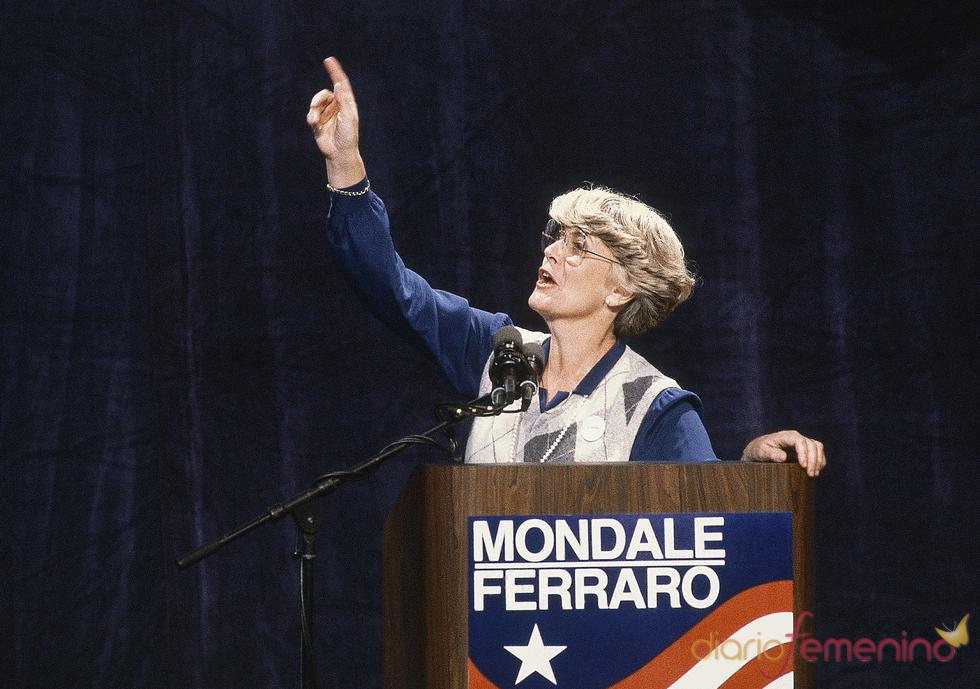 Fallece la política Geraldine Ferraro a los 75 años