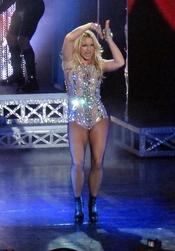 Britney Spears, con más fuerza que nunca da un concierto en Las Vegas
