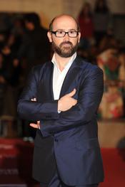 Javier Cámara posa en el Festival de Cine de Málaga 2011