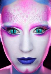 Imagen del nuevo videoclip de Katy Perry, 'E.T.'