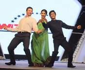 Hugh Jackman se divierte en la India