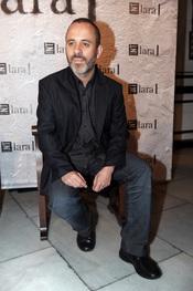 Javier Gutiérrez en la gala Mecenazgo del Teatro Lara