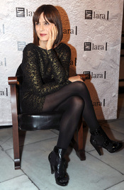 Aitana Sánchez-Gijón en la gala Mecenazgo del Teatro Lara