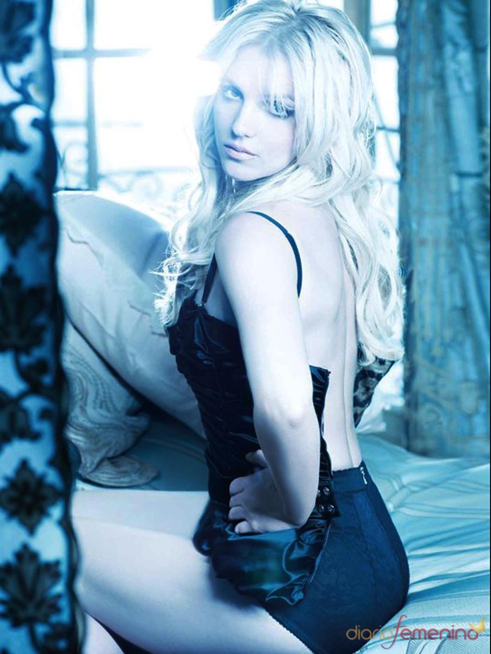 Britney Spears posa más sexy que nunca
