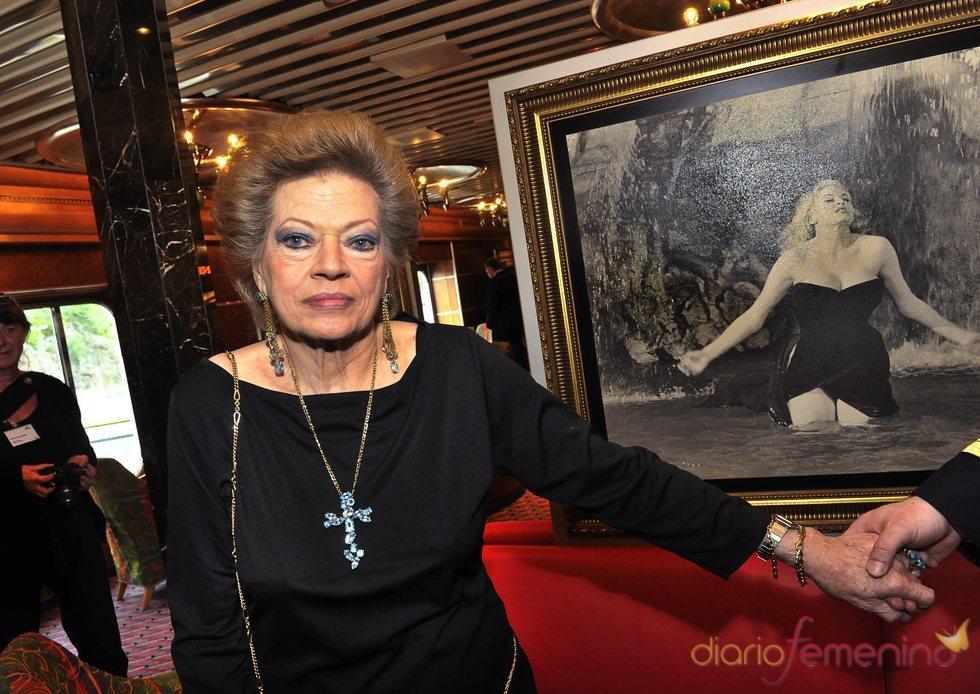Anita Ekberg, mito del Séptimo Arte