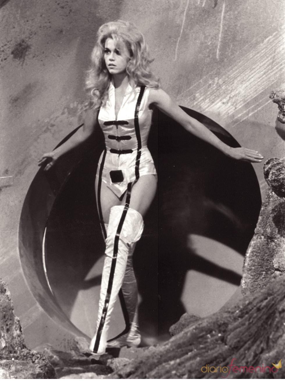 Jane Fonda en la película 'Barbadella'
