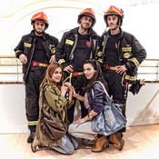 Hugo Silva y Adriana Ugarte protagonizan 'Lo contrario al amor'