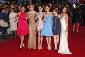 Las actrices de 'Sucker Punch' en la premiere de Londres