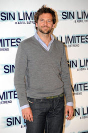 Bradley Cooper estrena en Madrid 'Sin límites'