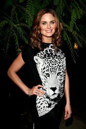 Emily Deschanel será madre por primvera vez a los 34 años