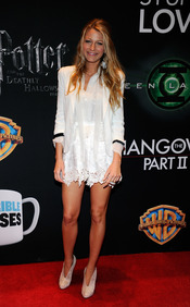 Blake Lively, madrina del Festival CinemaCon