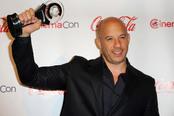 Vin Diesel, premiado en el Festival CinemaCon