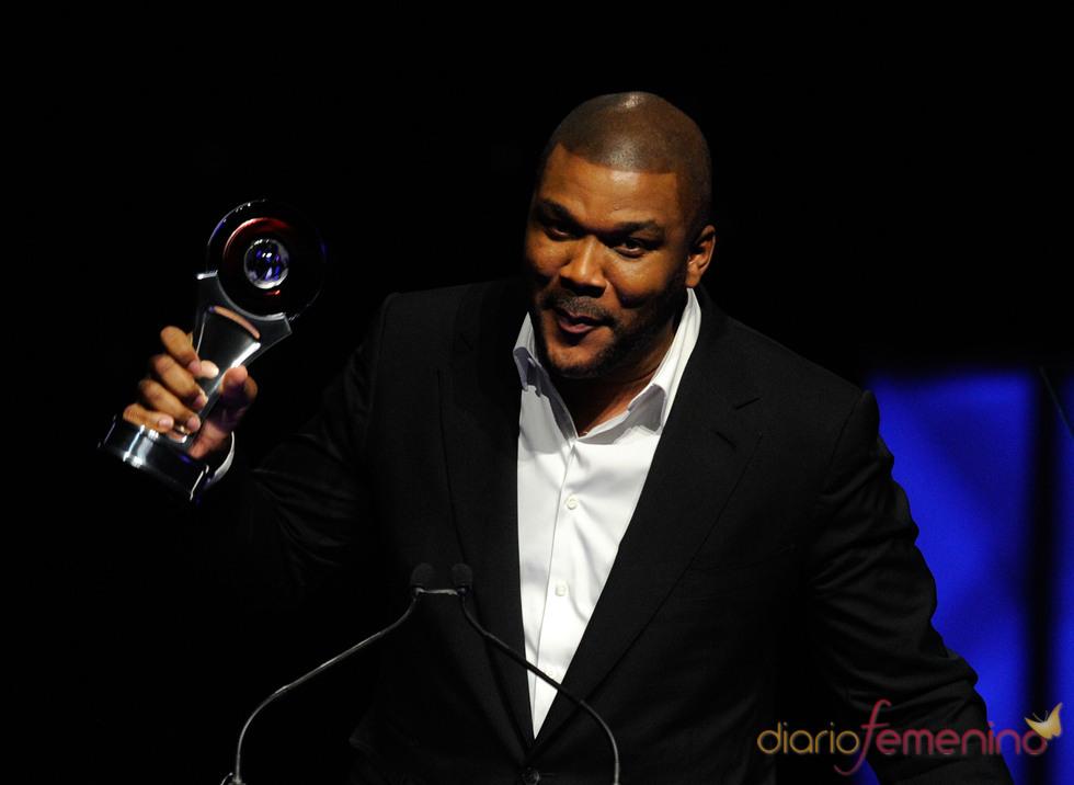 Tyler Perry, premiado Festival CinemaCon