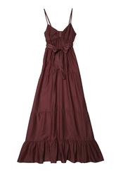 Vestido rojo para la colección primavera-verano 2011 de Yerse
