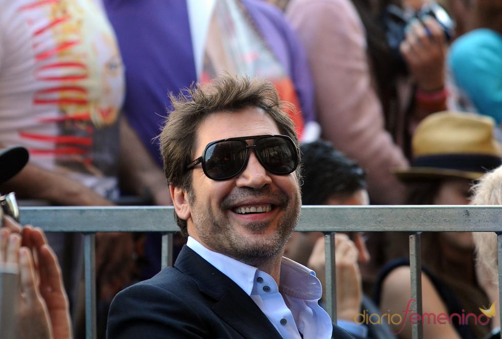 Javier Bardem orgulloso de la estrella de Penélope Cruz