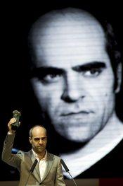 Luis Tosar recibe el Premio Málaga