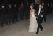 Michael Bublé y y Luisana Lopilato celebran su boda con fuertes medidas de seguridad