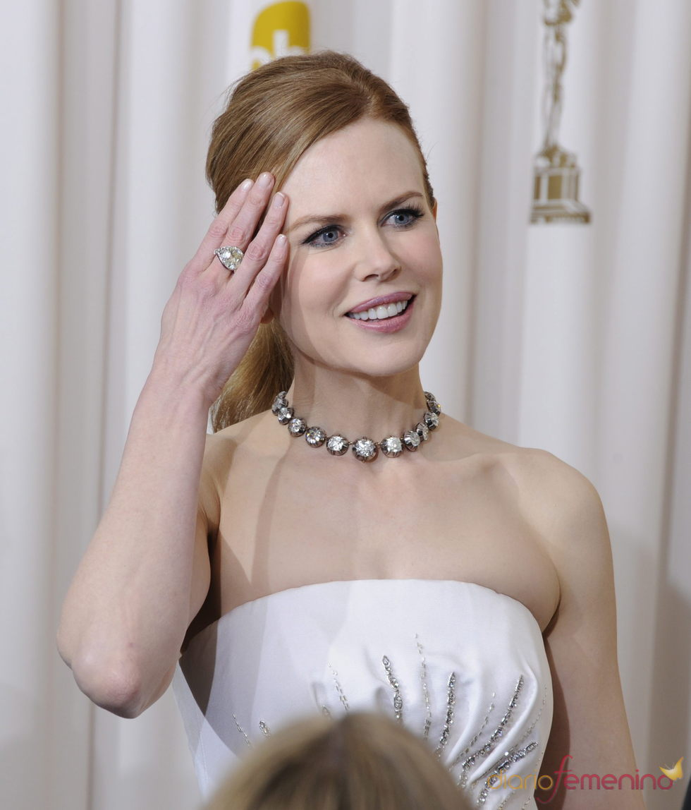 Nicole Kidman protege su privacidad