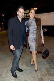 Chayo Mohedano se casa con su novio Andrés Fernández