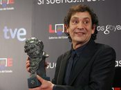 Agustí Villaronga con el Goya a mejor director