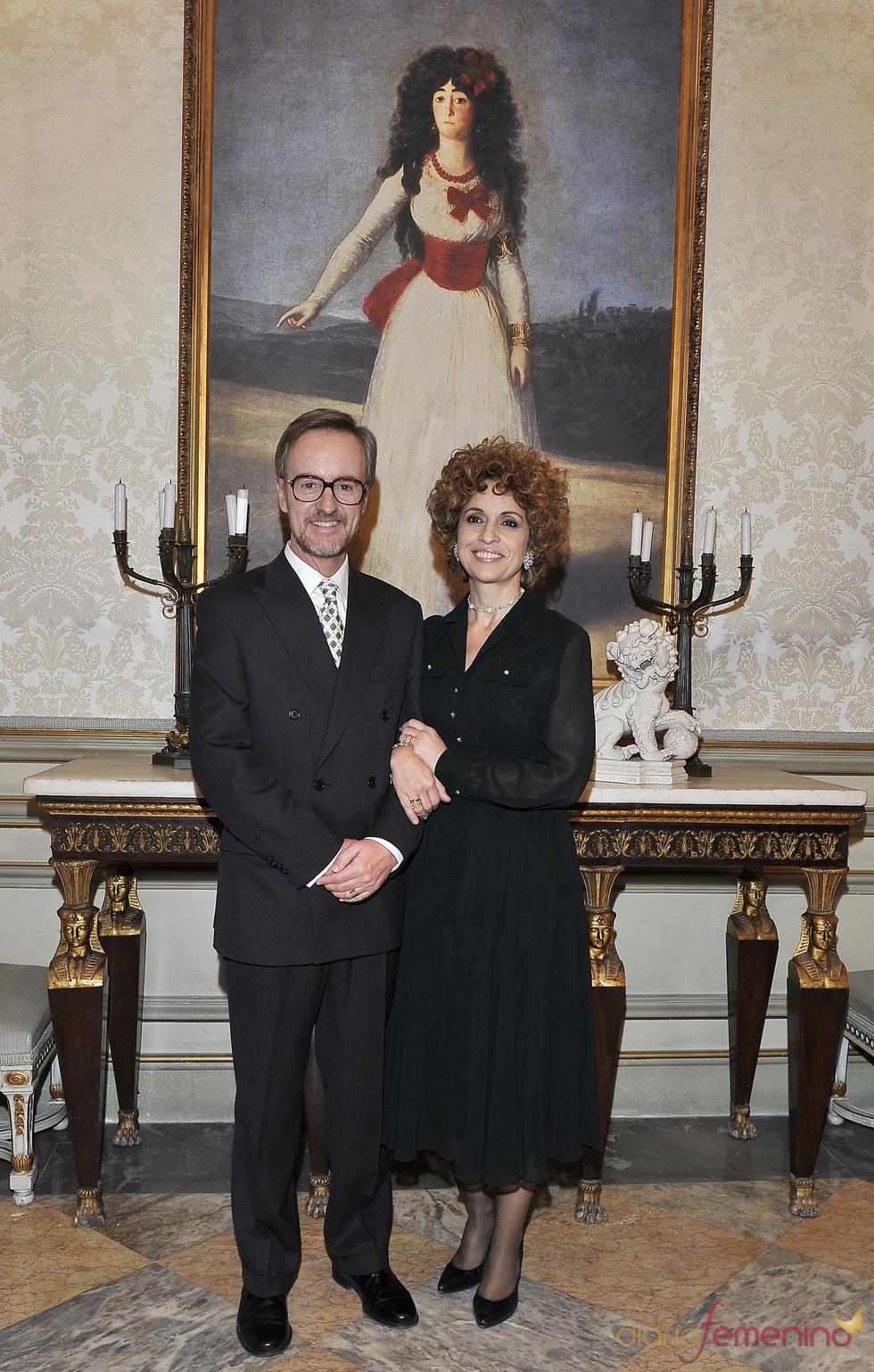 Carlos Hipólito y Adriana Ozores en la segunda parte de 'La Duquesa'