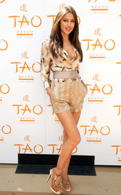 Irina Shayk inaugura el verano en Las Vegas