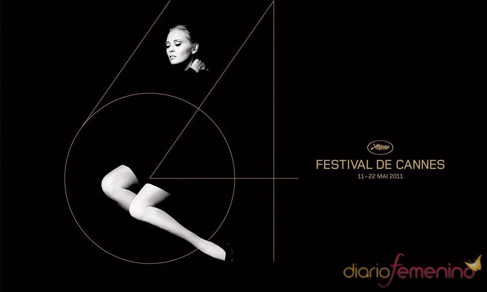 Faye Dunaway protagoniza el cartel del Festival de Cannes 2011