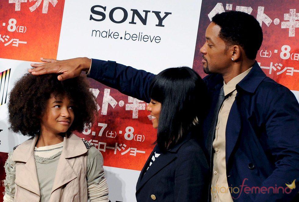 Will Smith y su hijo Jaden protagonizan el nuevo proyecto de M. Night Shyamalan