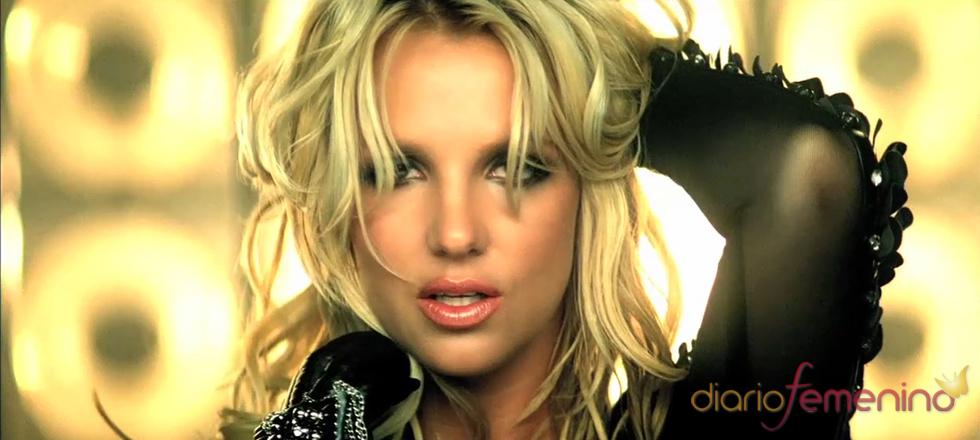 Britney Spears en su nuevo vídeo 'Til The World Ends'