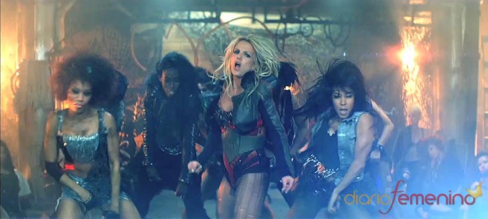 Britney Spears baila en su nuevo single 'Til The World Ends'