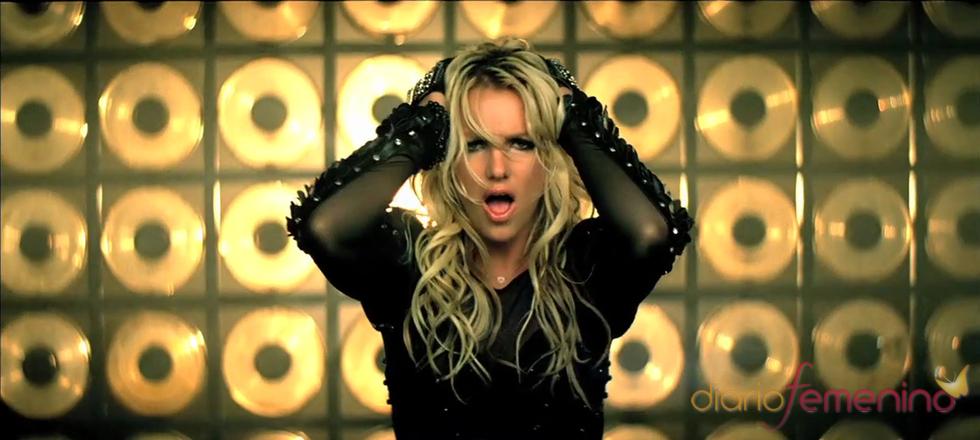 El nuevo sencillo de Britney Spears la muestra muy sexy