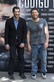 Jake Gyllenhaal y Duncan Jones presentan en Madrid 'Código Fuente'